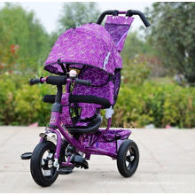 Top Quality 4 in 1 Children Tricycle Kids Tricycle Baby Tricycle