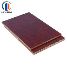 HIYI 18mm Bamboo wbp film faced plywood sheets