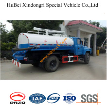 6cbm Dongfeng Toilet Truck Euro4