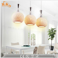 Restaurant 3W-15W High Quality Ceramic Pendant Lamp