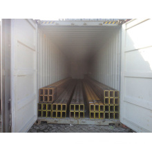 ASTM A 500 SQUARE HOLLOW SECTION