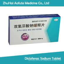 Diclofenac-Natrium-Tablette