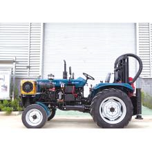 Переносная буровая установка для орошения сельскохозяйственных угодий на тракторе длиной 200 м