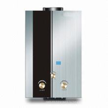 Элитный газовый водонагреватель с выключателем лето / зима (S66)