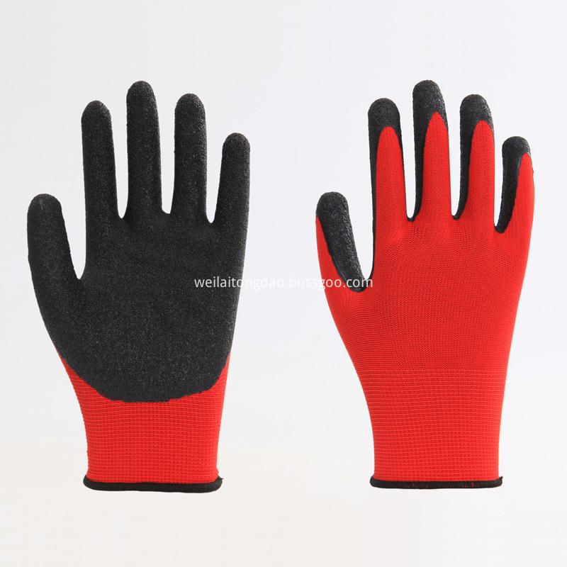 13 Gauge Polyester Hand Gloves