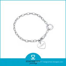 Perfect Silver Chain Bracelet (SH-B0011)
