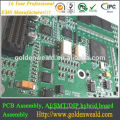 pcb mount relay board with black solder mask, access control pcb solar panel pcb assembly