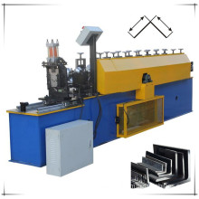Wall Angle Channel Forming Machine