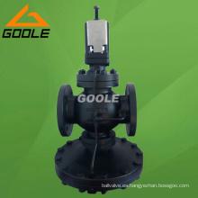 Válvula reductora de presión accionada por piloto (GADP143)