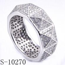 Ювелирные Изделия Персонализированный Дизайн Стерлингового Серебра 925 Женщин Кольцо (С-10270)