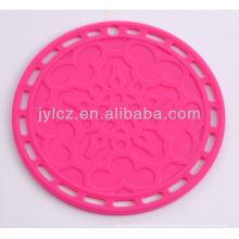 tapis de dessous de plat en silicone