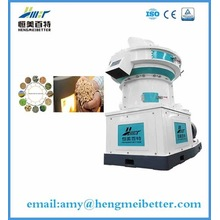 2.5-3t Wood Pellet Machine with High Capacity