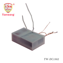 3.7V to 8000V Transformer for Self Defense Weapon