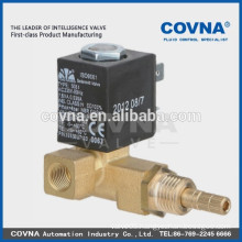"G1/8"" direct acting solenoid valve medium:water,steam,hot water material:brass solenoid valve"