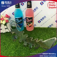 China Supplier Sales Acrylic Wine Rack
