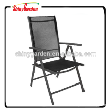 7 position outdoor garden cheap folding chair