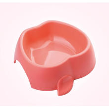 (BC-PE1009) Hot-Sell diseño de moda Apple Forma Melamine Pet Basin