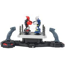 Juguetes para niños Juguetes eléctricos para niños Juguete competitivo de Robo de Boxeo