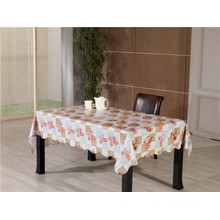 Nappe de table de pique-nique en vinyle Nappe de table en PVC imprimée