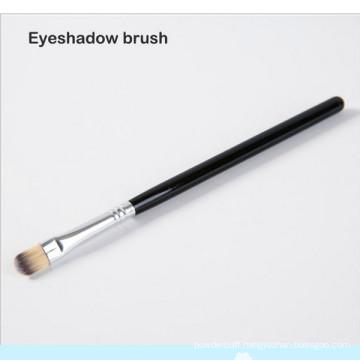 High Quality Goat Hair Powder Brush Wood Handle Material Makeup Brush