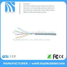 D-link cable lan Cat6e 4pr 24awg UTP Lan Box Cable 305M