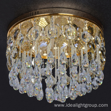 commercial led chandelier ceiling light with crystal
