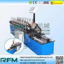 FX Chine automatique acier métal c c z type purlin machine