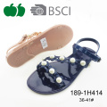 High Quality Fashion Style New Jelly Pvc Sandals Shoes