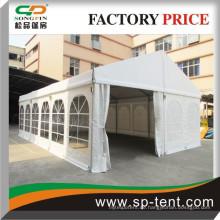 6x9m Aluminiumrahmen mit einfach einzurichten kleines Hochzeitsfest Zelt kleines Größe Baldachin Zelt für Großhandel