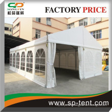 6x9m Aluminum frame with easy to set up small wedding party tent small size canopy tent for wholesale