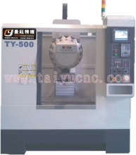 drilling tapping and milling machine TY-500