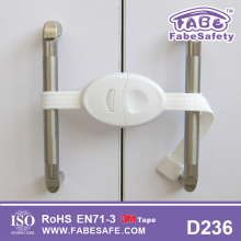 Safety Strap Cabinet Locks