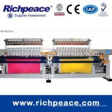 Промышленная многоигольная компьютеризированная швейная машина для вышивки вышивкой