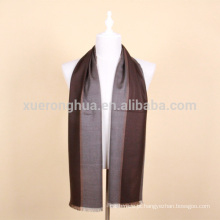 100% lã masculina casaco pashmina