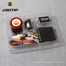 SCL-2012120050 Venda Quente Sistema de Alarme Da Motocicleta Sistema de Alarme de Segurança Anti-roubo de Controle Remoto Acessórios