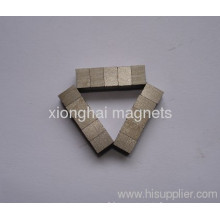 Strong Block Smco Magnets Sm2co17 And Smco5 Rare Earth Xgs28-32
