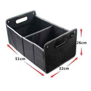 Universal-Autositz-Aufbewahrungsorganisator Kofferraum-Kofferraum-Organizer