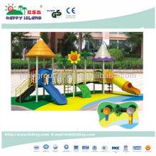 Children outdoor fitness playground equipment