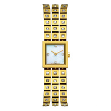 Дамы часы элегантный, свежий и естественный дизайн бутик