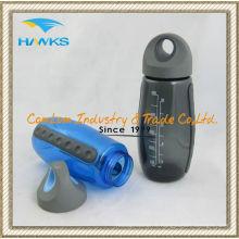 Plastique de 500ml boire la bouteille d'eau (CL1C-GW115)