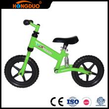 Seguro y fiable bebé barato micro pequeña bicicleta de equilibrio para niños