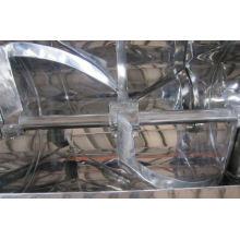 Mezclador 2017 de la forma de la ranura de la serie de CH, mezclador doble de la cinta de los SS, mezclador horizontal del acero inoxidable
