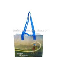 sedex 4 pillar factory pp woven bag