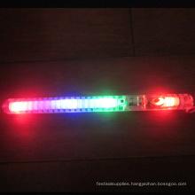toy led stick flashing rainbow baton for party