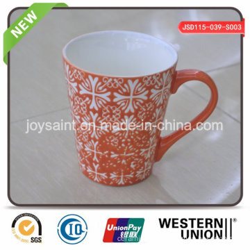 New Design Silk Printed Mug (JSD115-039-S003)