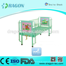 DW-CB02 Manual Medical Cartoon Lovely Children Bed