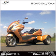 3 Wheeler ATV for Adults EEC Trike Hot Sale in Japan 200cc/300cc Trike
