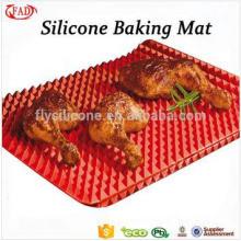 Factory Professional produisant un revêtement de silicone antiadhésif non-collant résistant à la chaleur