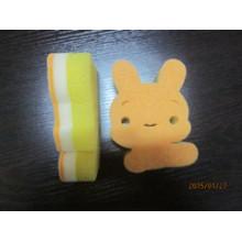 Hare Shape Filter Esponja
