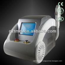Portable elight pele rejuvenescimento depilação máquina